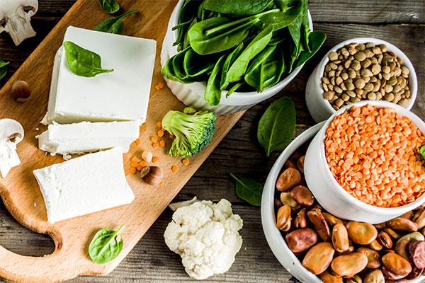 veganer og protein - proteinmangel