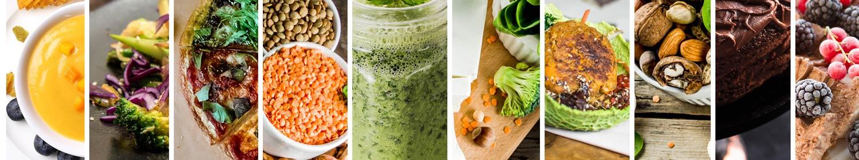 veganske opskrifter på vegansk mad