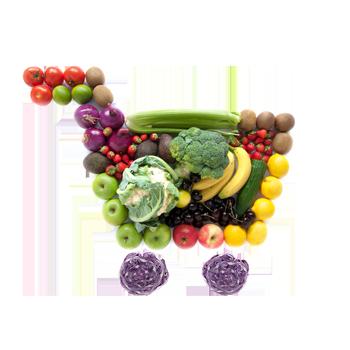 vegansk mad online og veganske proukter i supermarkeder