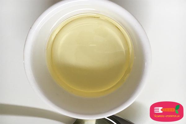 æggeerstatning opskrift til kager og brød - veganske æg