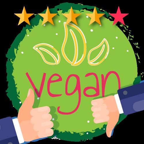 anmeldelse og tests af veganske produkter mad og drikke