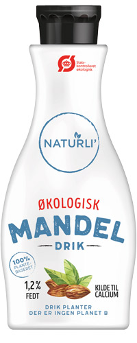 mandeldrik Naturli på køl