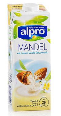 mandelmælk alpro - mandeldrik - hvor kan man købe det