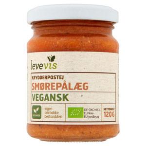 vegansk smørepålæg levevis Bilka - vegansk pålæg