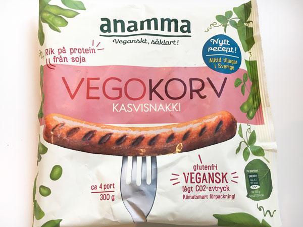 veganske pølser i dagligvarebutikker - vegansk kød i supermarkeder