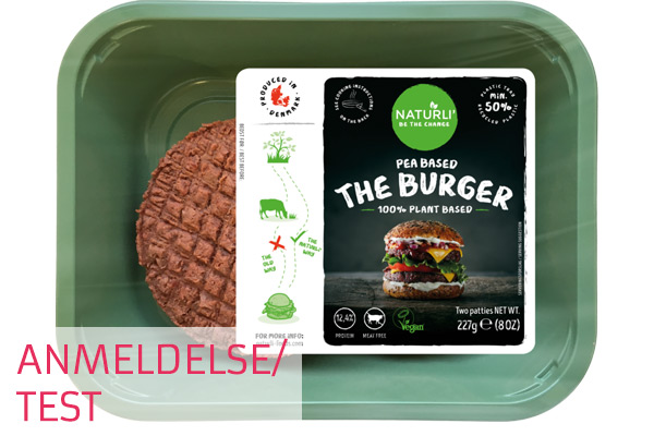 naturli burgerbøffer anmeldelse og smagstest - the burger