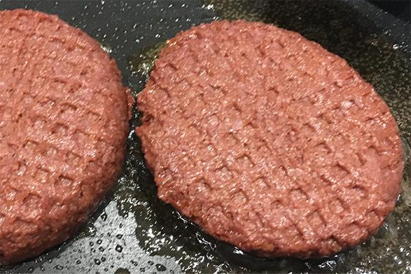 test af naturli burgerbøffer - anmeldelse