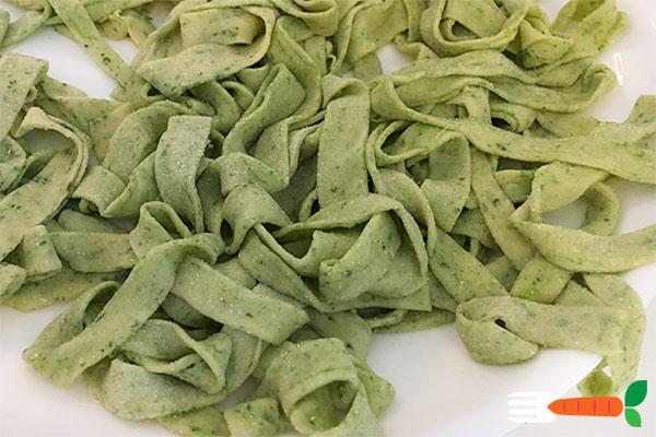 vegansk pasta opskrift