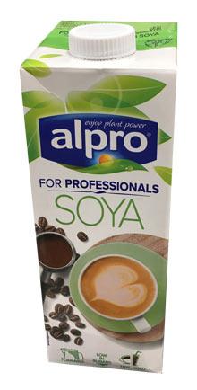 alpro vegansk kaffemælk af soya