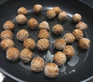 anamma veganske kødboller smagstest