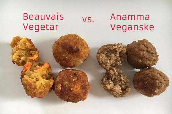 beauvais veggie boller - smager de godt - anmeldelse og test