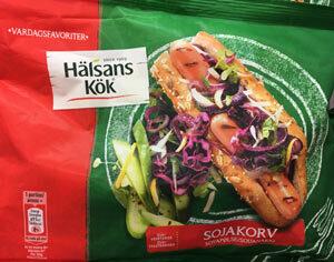 hälsans kök pølser - veganske pølser køb i supermarkeder
