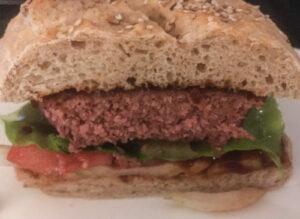 incredible burger halsans kok smagstest