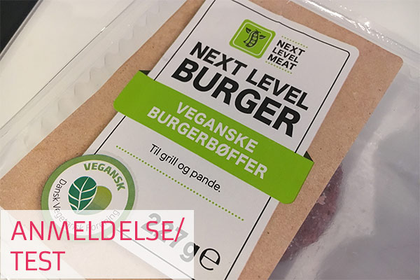 lidl veganske burgerbøffer next level anmeldelse og test