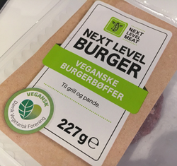 Lidl veganske burgerbøffer next level