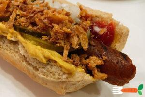 hjemmelavede veganske hotdogpølser opskrift