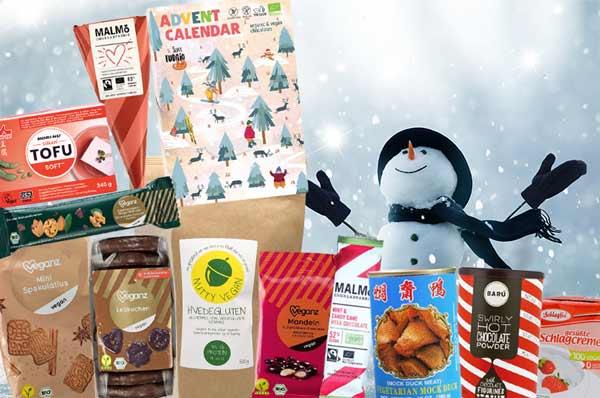 vegansk julemad køb online