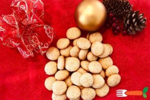 veganske pebernødder opskrift veganske julesmåkager