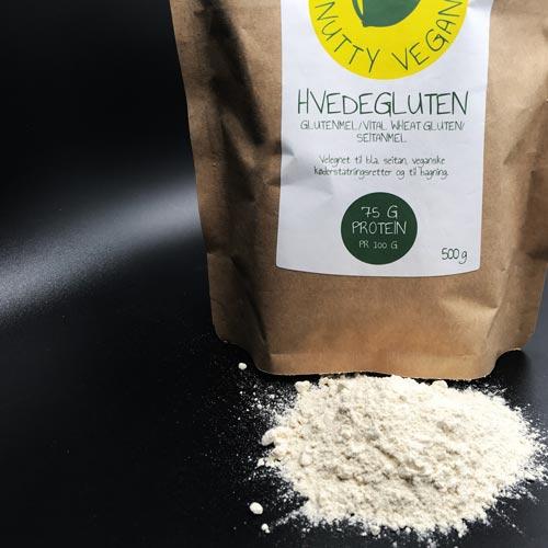 proteinholdige fødevarer - hvedegluten