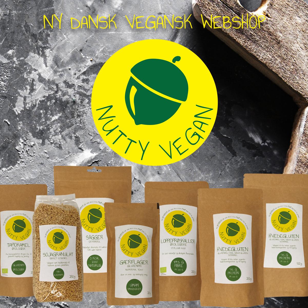 vegansk mad online