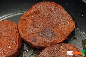 vegansk burger opskrift seitanbøffer af hvedegluten