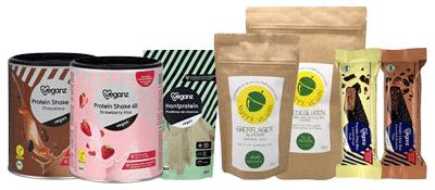 vegansk protein - nutty vegan webshop
