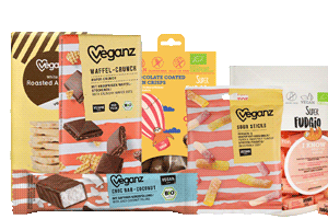 vegansk slik og vegansk chokolade