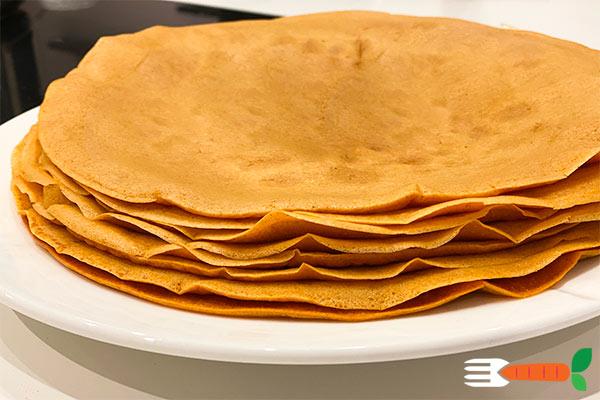 glutenfri pandekager opskrift - glutenfri madpandekager