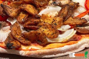 vegansk kebab opskrift