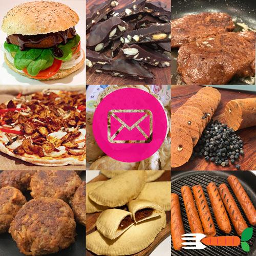 vegansk madblog - veganske opskrifter