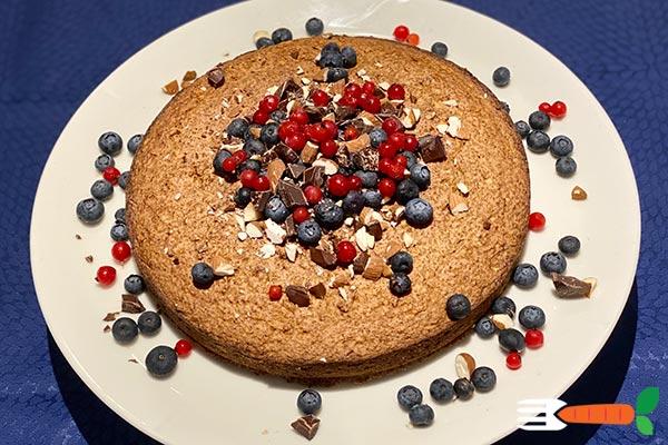 vegansk nøddekage opskrift med Sågger fra Nutty Vegan