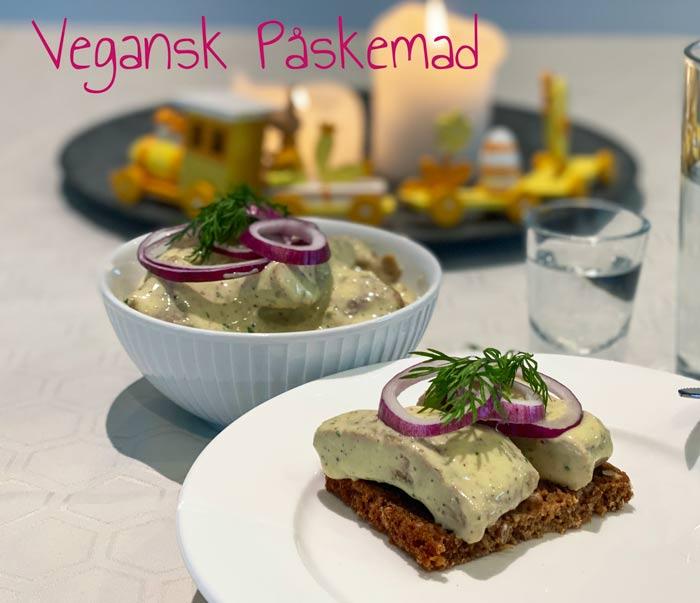 vegansk påskefrokost opskrifter